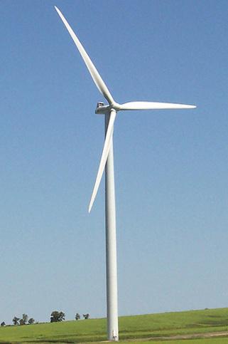Ветрогенератора на 10 киловатт